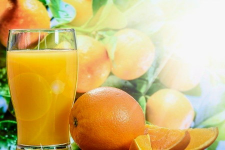 Narancs diéta alatt
