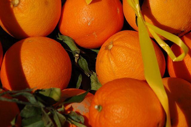 Narancsban lévő vitaminok