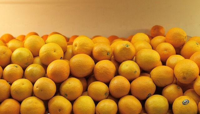 Túlzott narancs fogyasztás